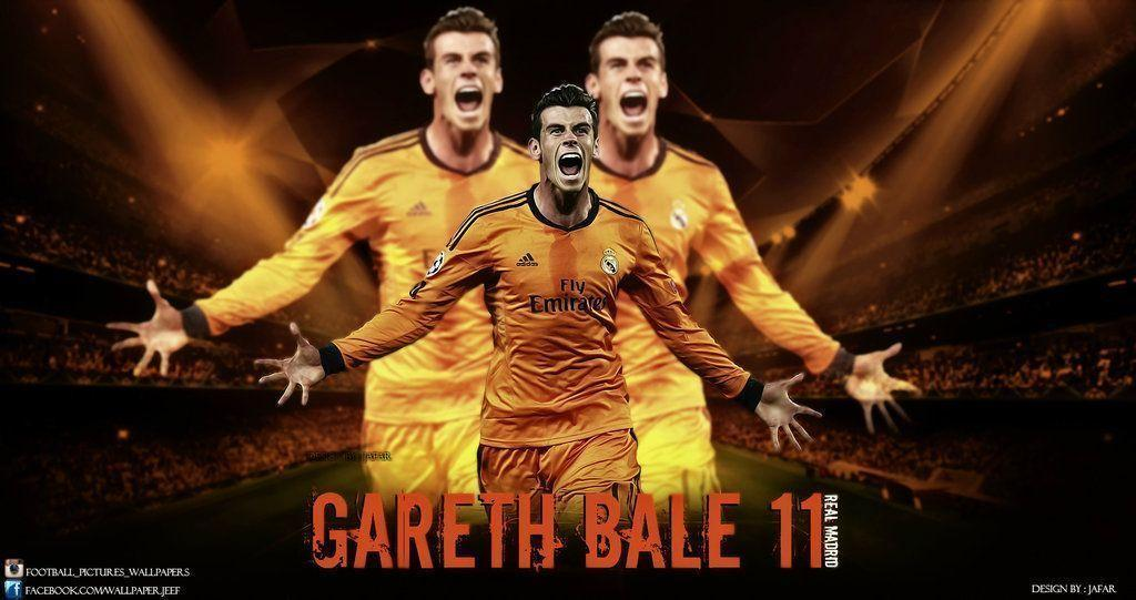 gareth bale celebration wallpapers for tablet | Wallput.