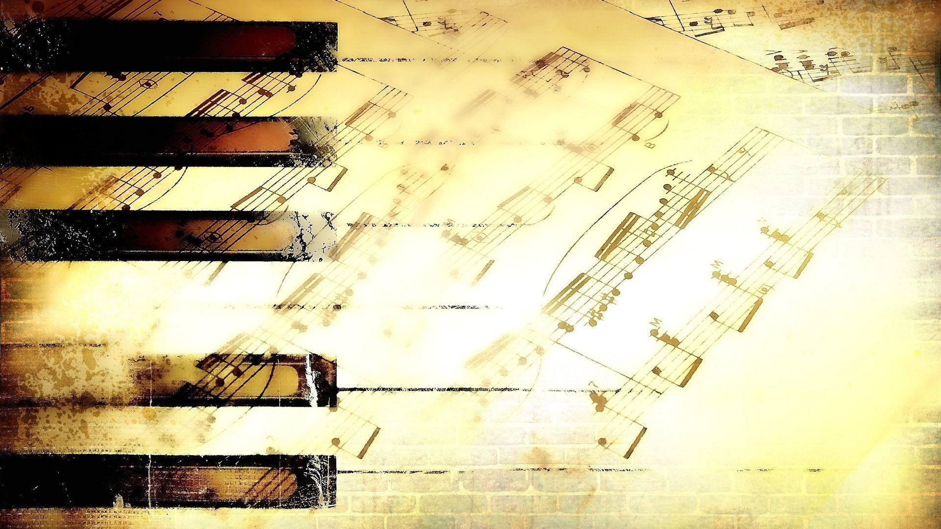 Wallpapers For > Music Note Wallpapers