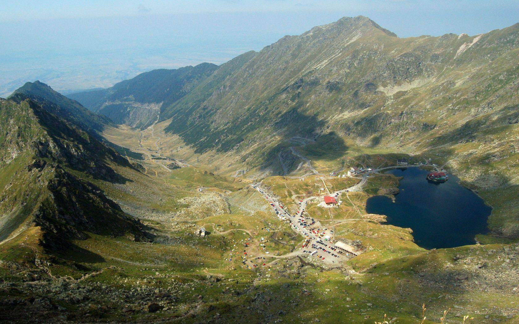 Transfagarasan, Romania widescreen wallpapers