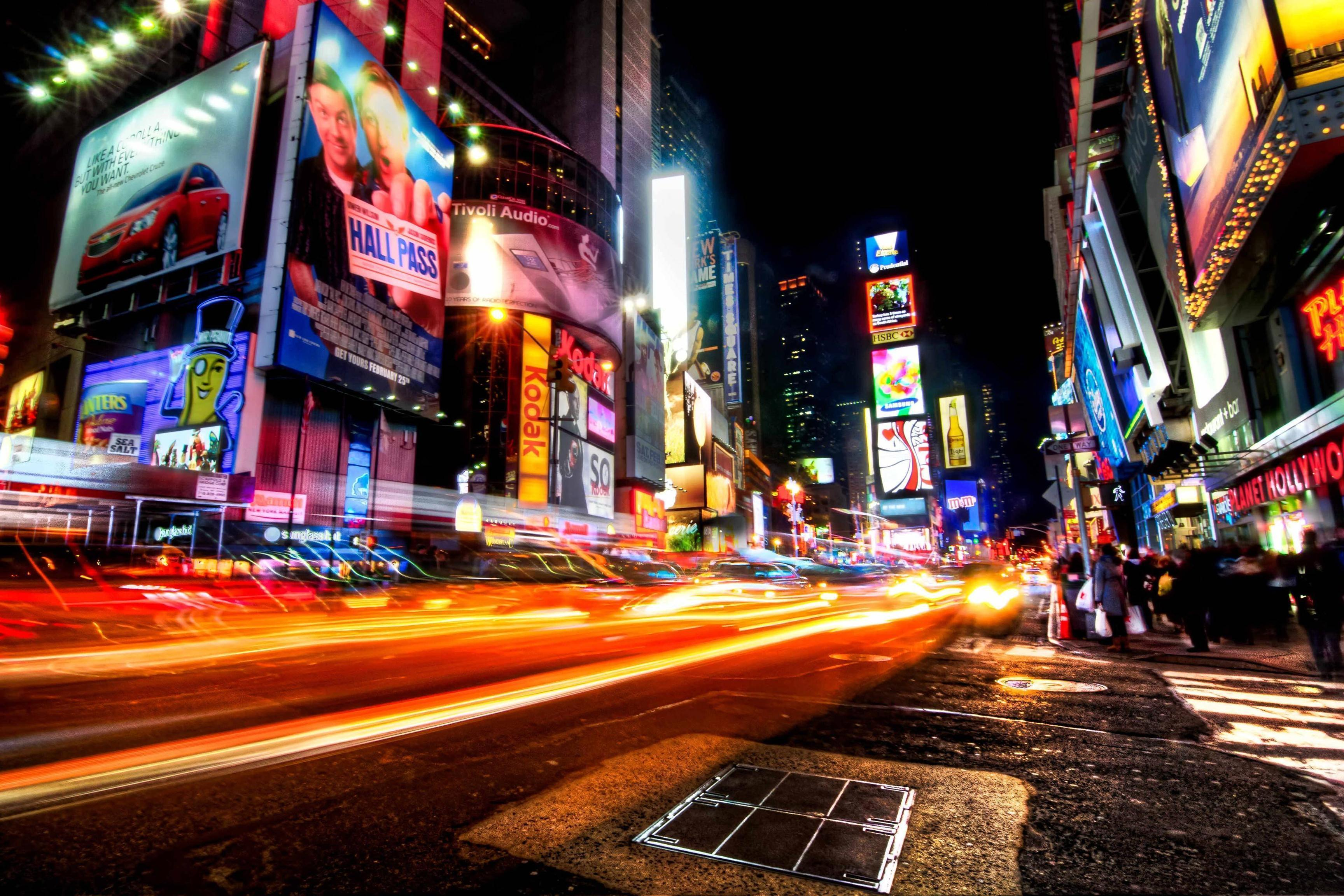 Times Square Wallpaper Archives - Wallpapers & Backgrounds Images ...