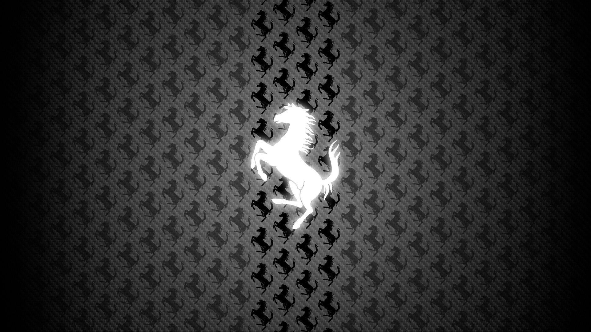 Logos For > Ferrari Logo Wallpaper Hd