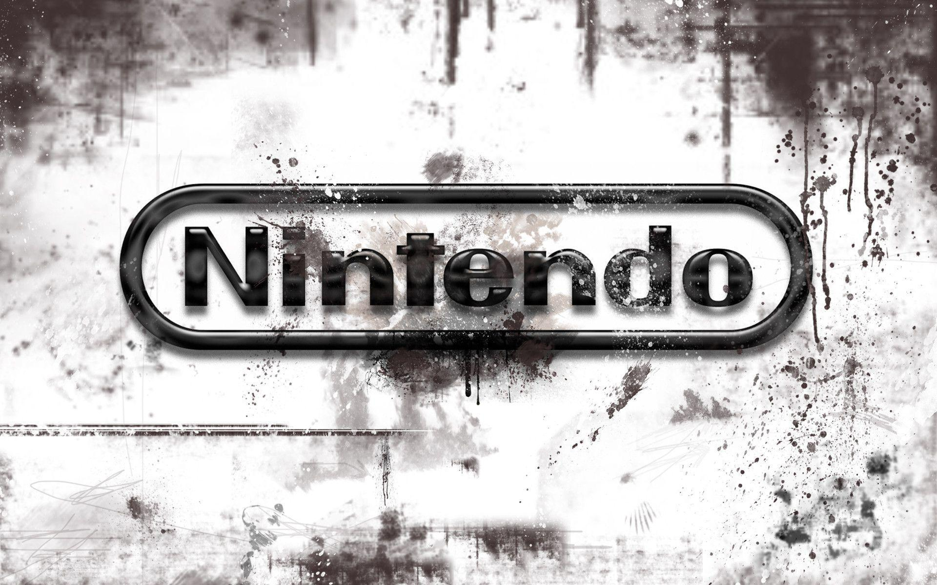 Nintendo Logo Wallpaper by Desidus on DeviantArt