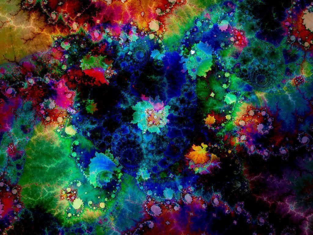 Trippy space wallpapers hd