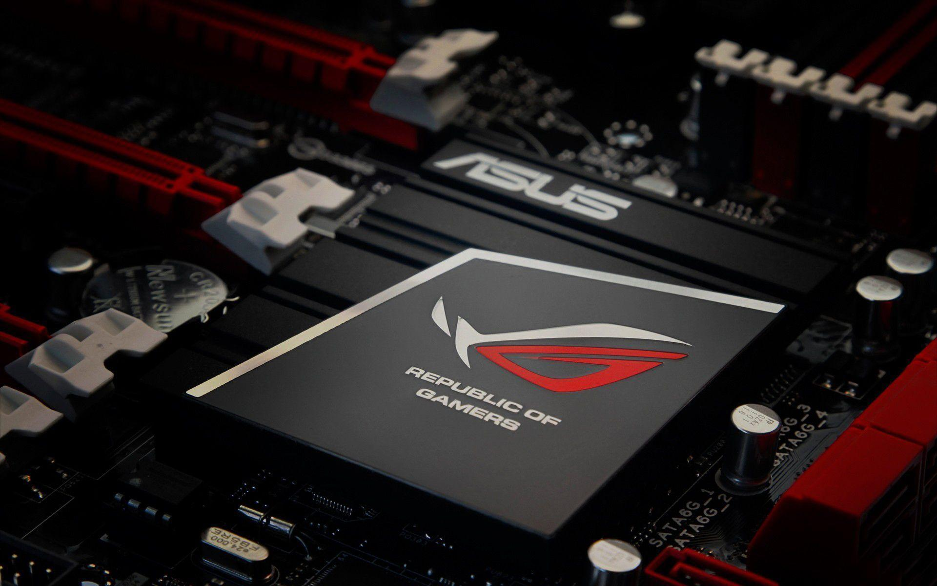 Asus ROG Wallpaper Background 5438