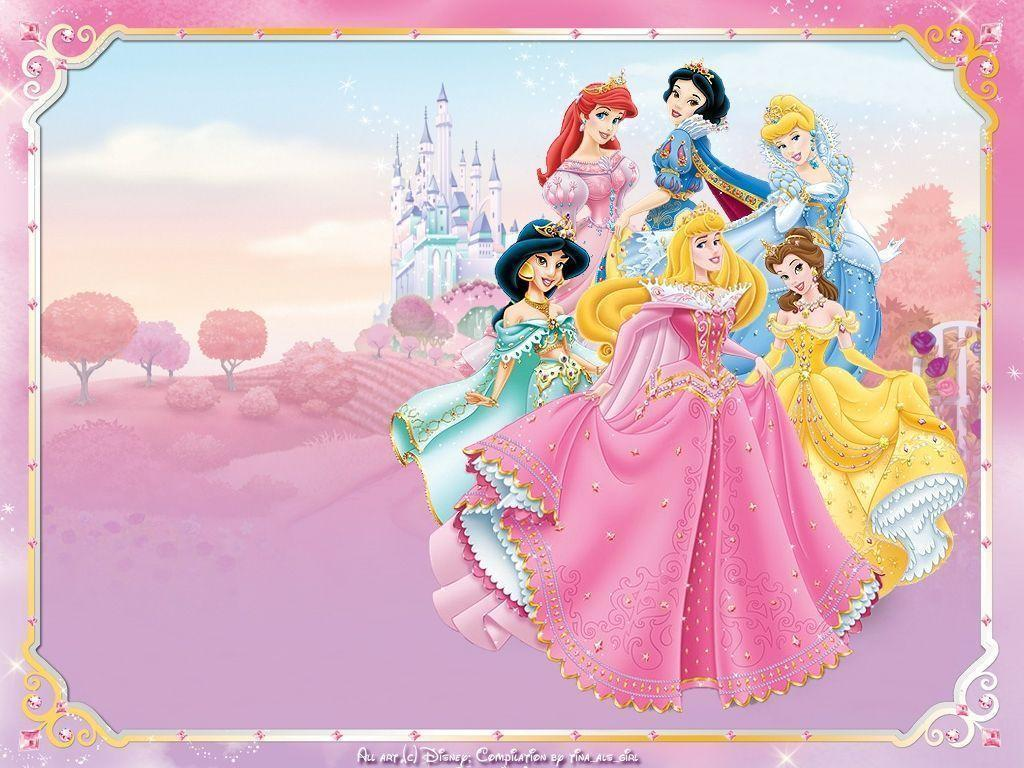 princesses hd wallpapers free - photo #4
