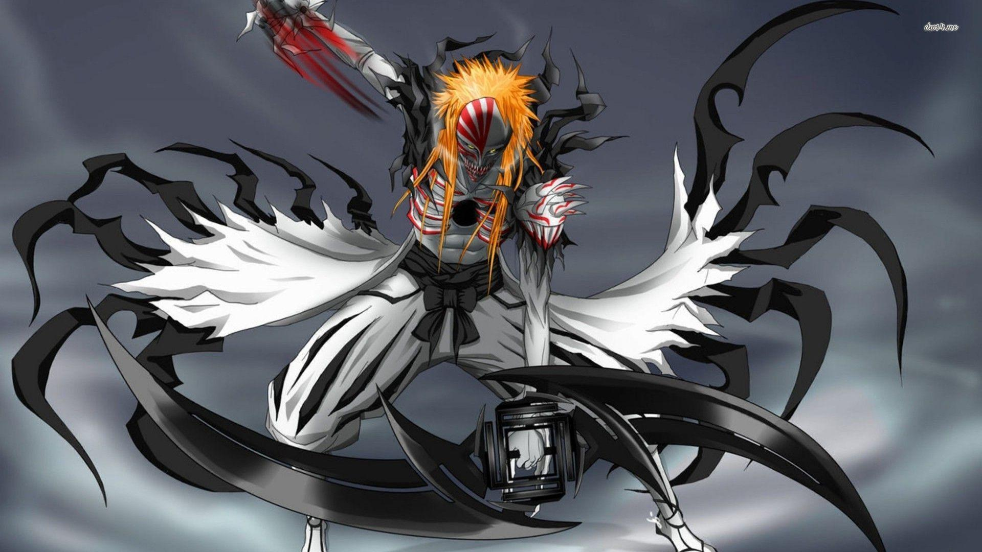 bleach ichigo hollow wallpaper - photo #36