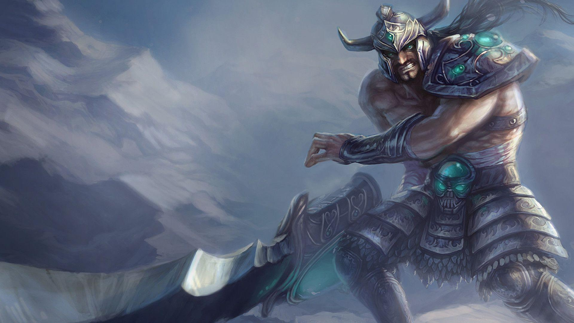 tryndamere wallpapers wallpaper cave
