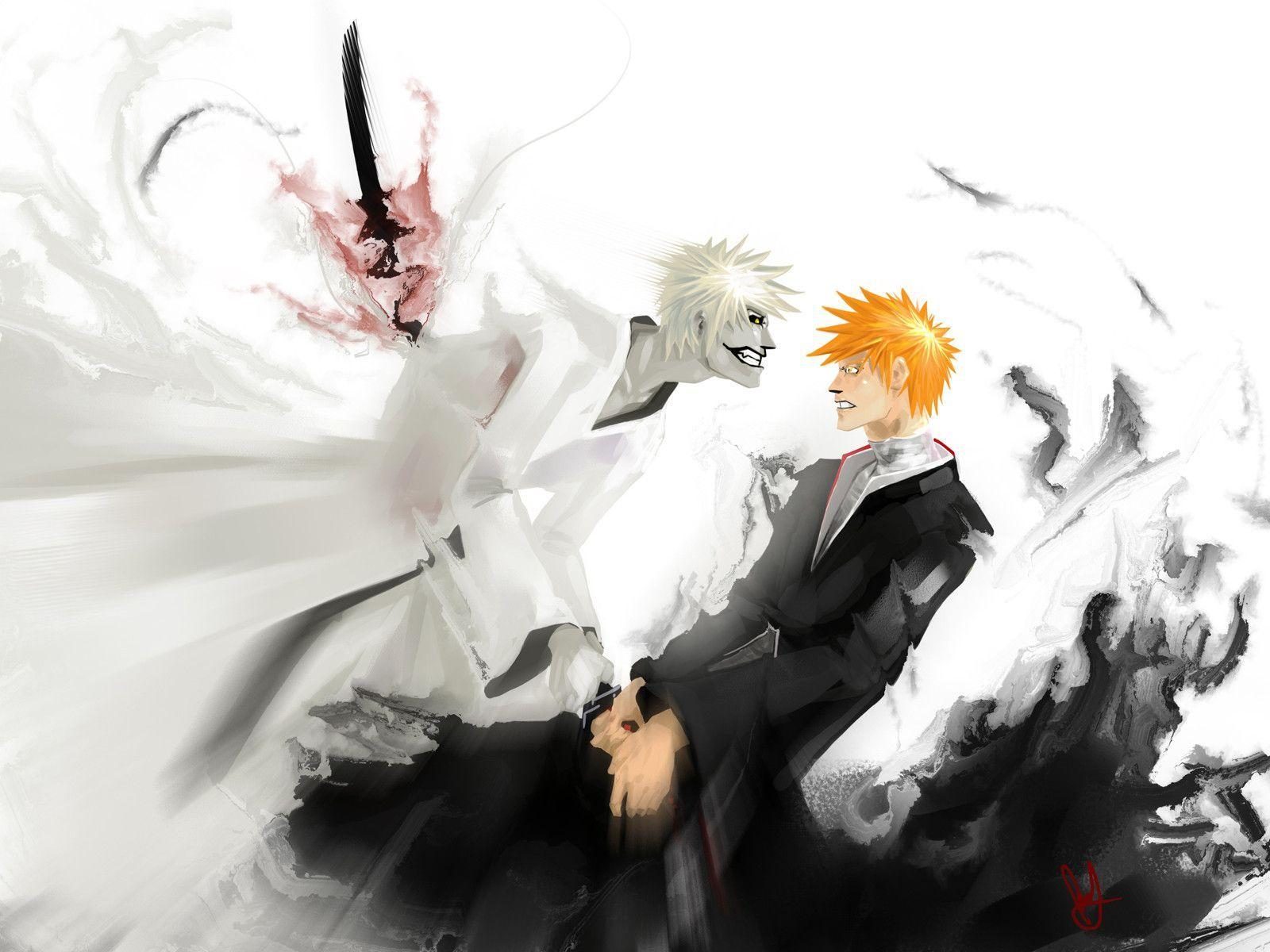 Cool bleach wallpapers wallpaper cave for Photo ecran bleach