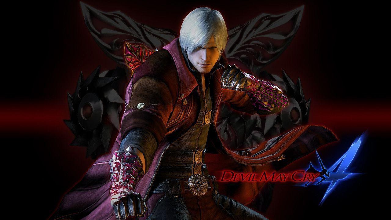 Devil may cry dante wallpapers wallpaper cave - Devil may cry hd pics ...