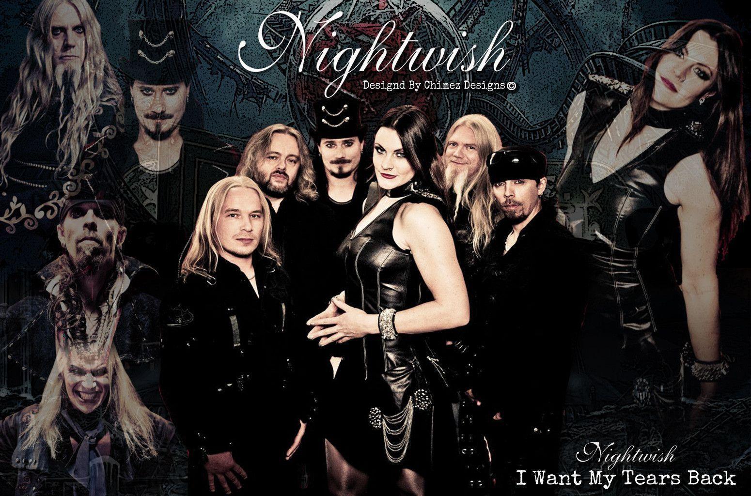Nightwish wallpapers wallpaper cave for Floor nightwish
