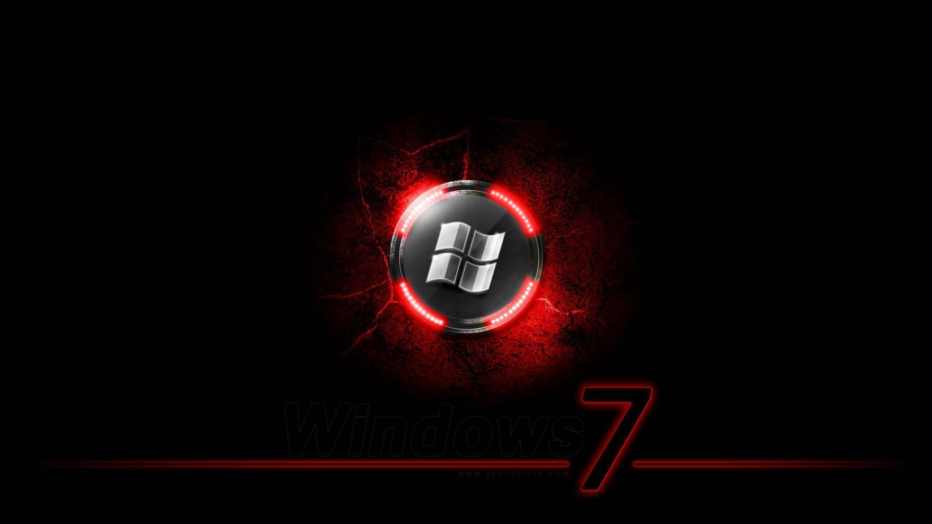 black windows 7 wallpapers - wallpaper cave