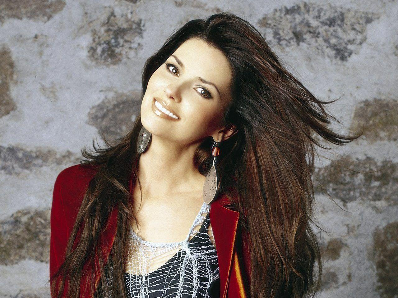 Country Music Stars Wallpaper: Shania Twain Wallpapers