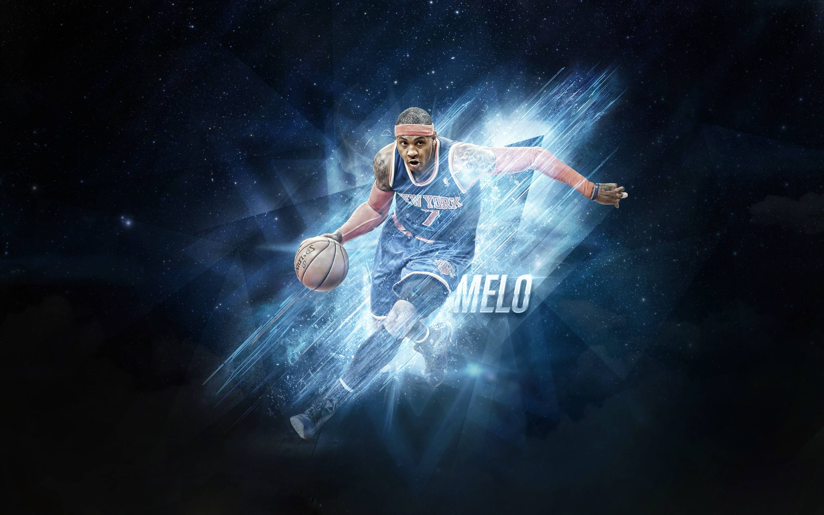 Wallpapers carmelo anthony, carmelo anthony, player, nba
