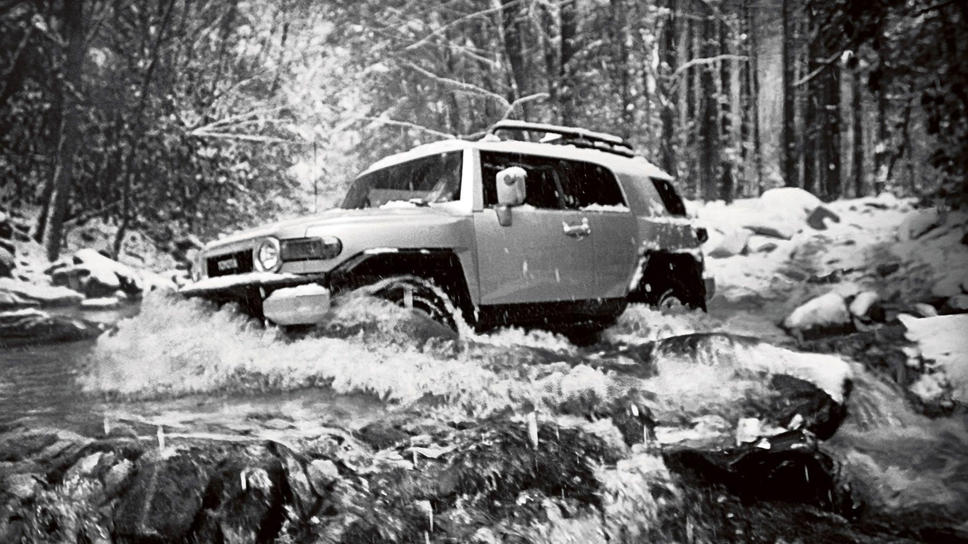 FJ Cruiser Wallpapers  Wallpaper Cave