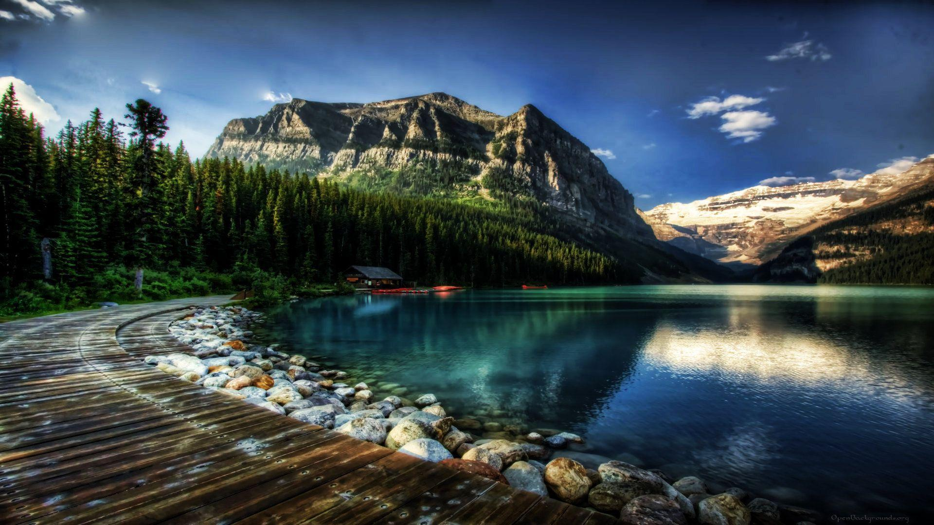 Lake Louise Wallpapers - Wallpaper Cave