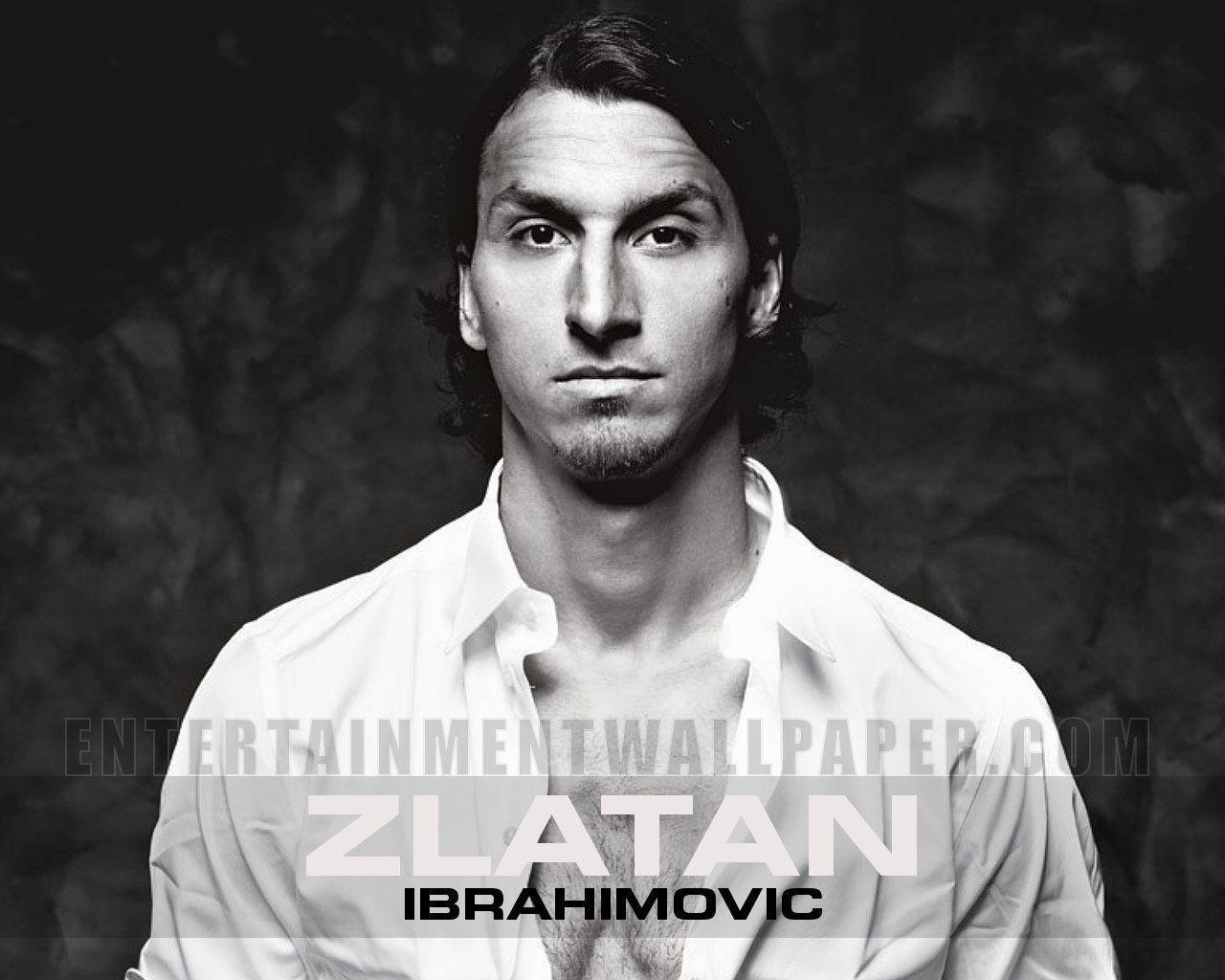Zlatan Ibrahimovic   Wallpaper HD