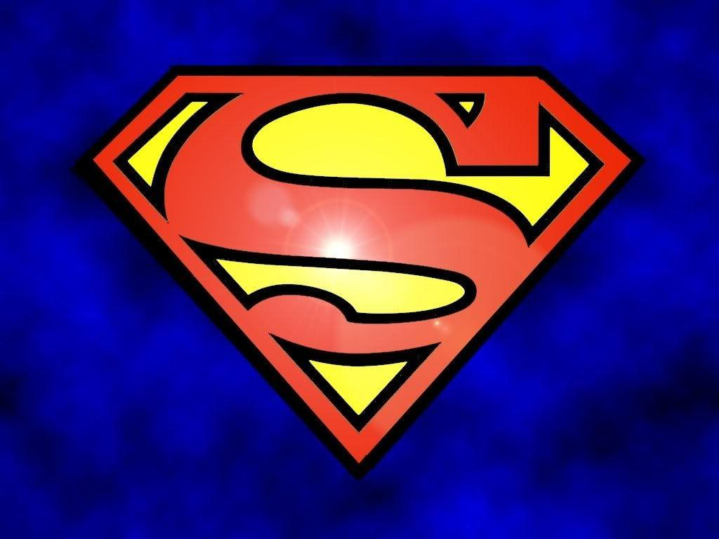Wallpapers For > Superman Logo Wallpapers 3d
