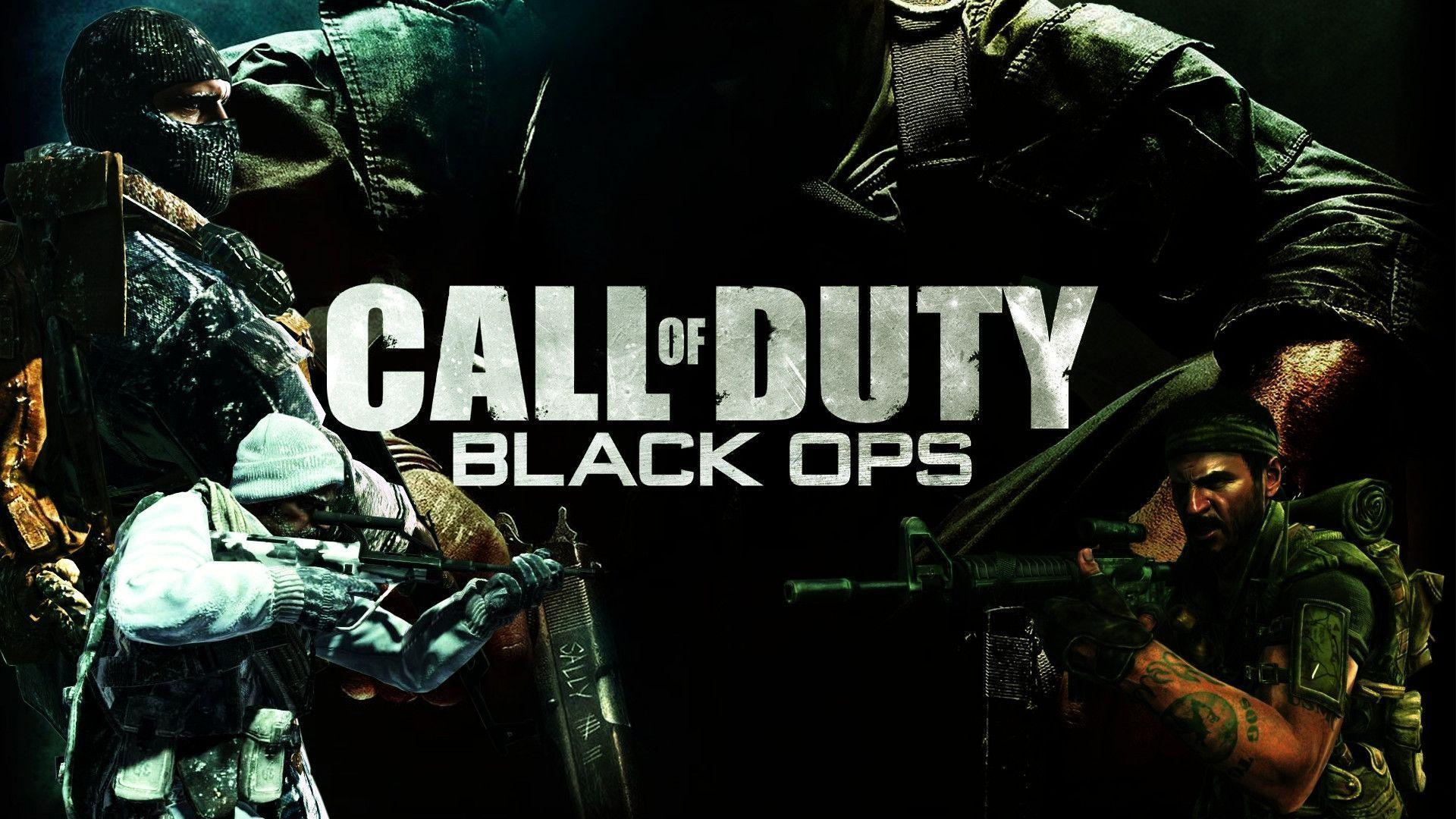 Black Ops Hd Wallpapers Wallpaper Cave