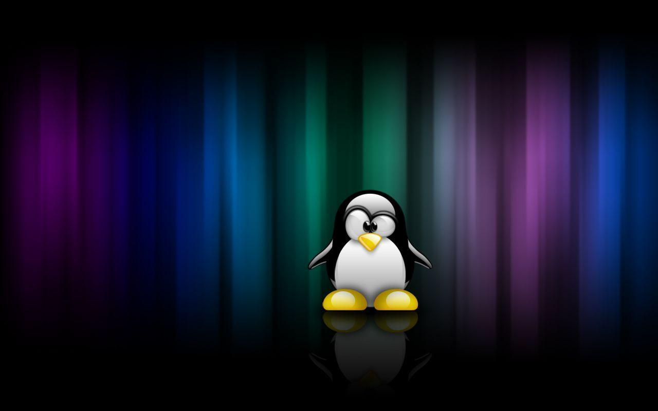 Download Linux Tux Wallpaper 1280x800 | Wallpoper #316500