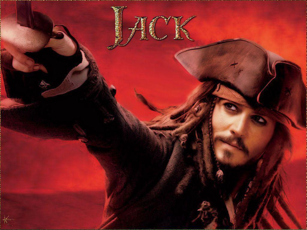 Captain Jack Sparrow - Captain Jack Sparrow Wallpaper (16949877 ...
