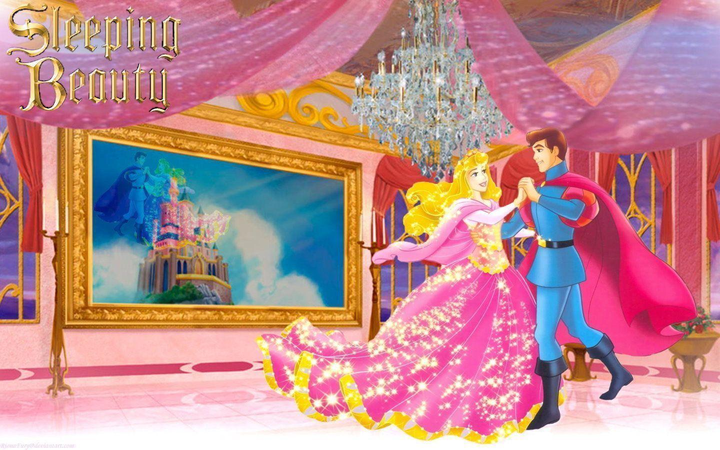 Sleeping Beauty Wallpapers Disney Princess