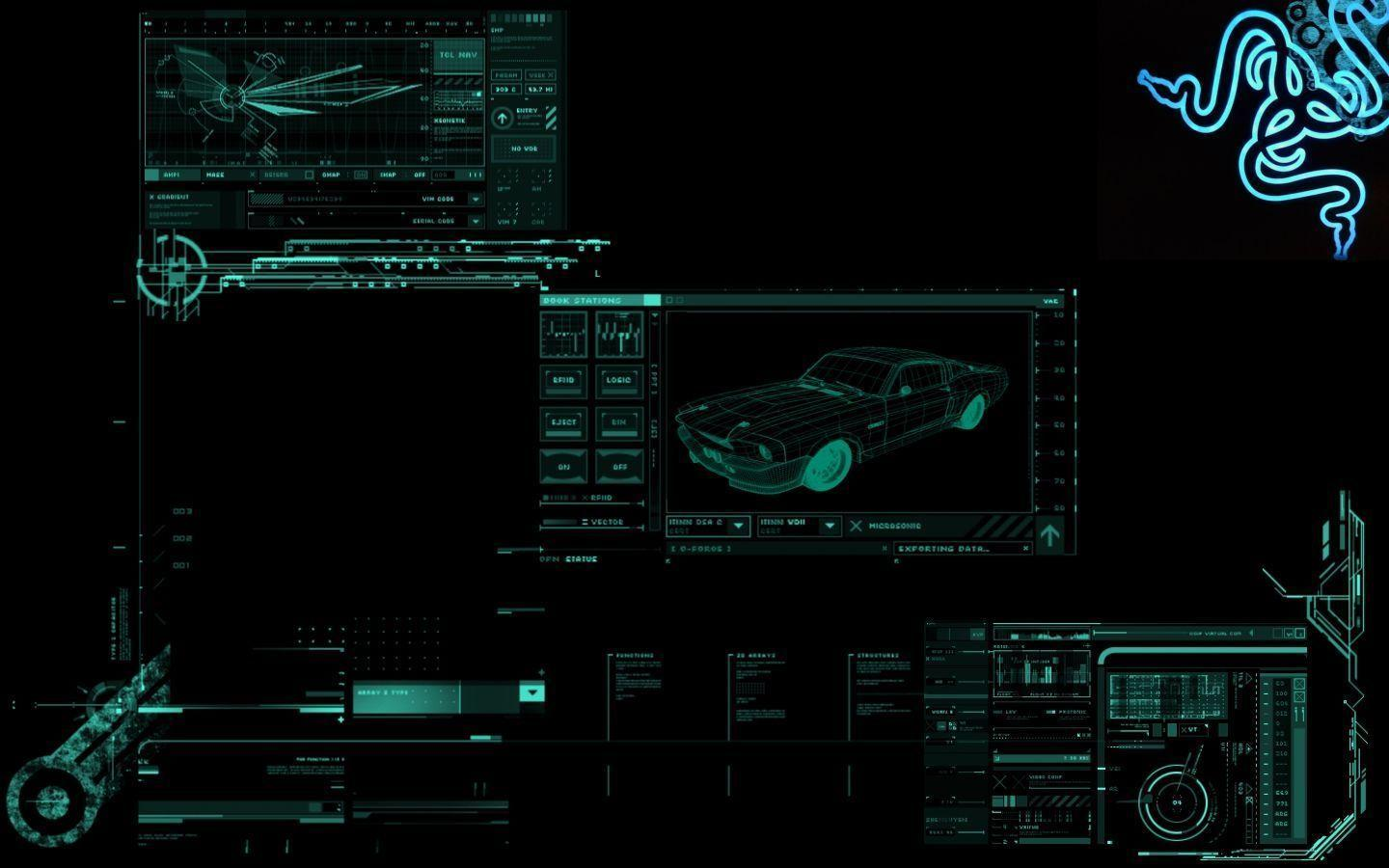 Stunning Futuristic Wallpapers 1440x900PX ~ Futuristic Wallpapers