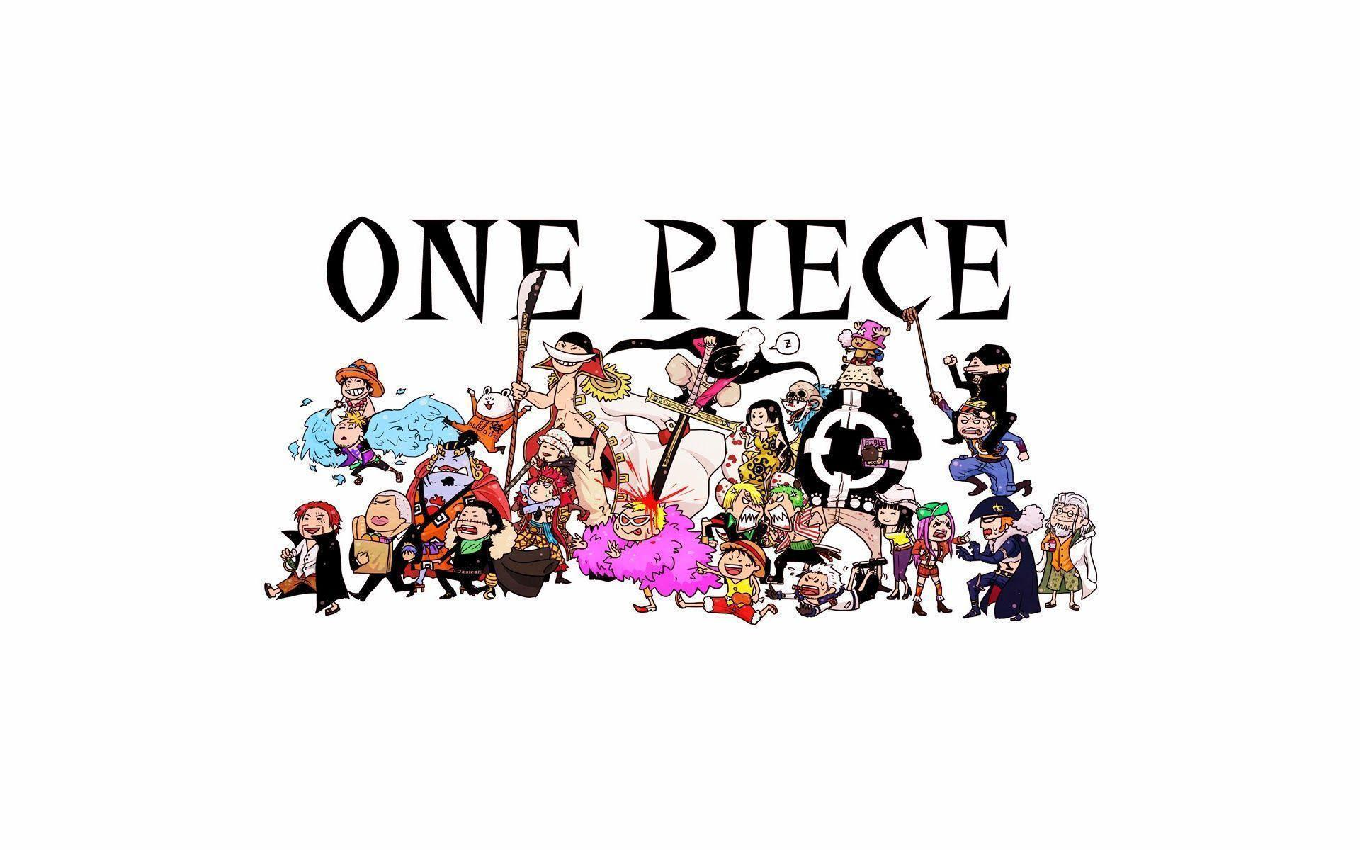 One Piece Anime Chibi 27 HD Wallpapers
