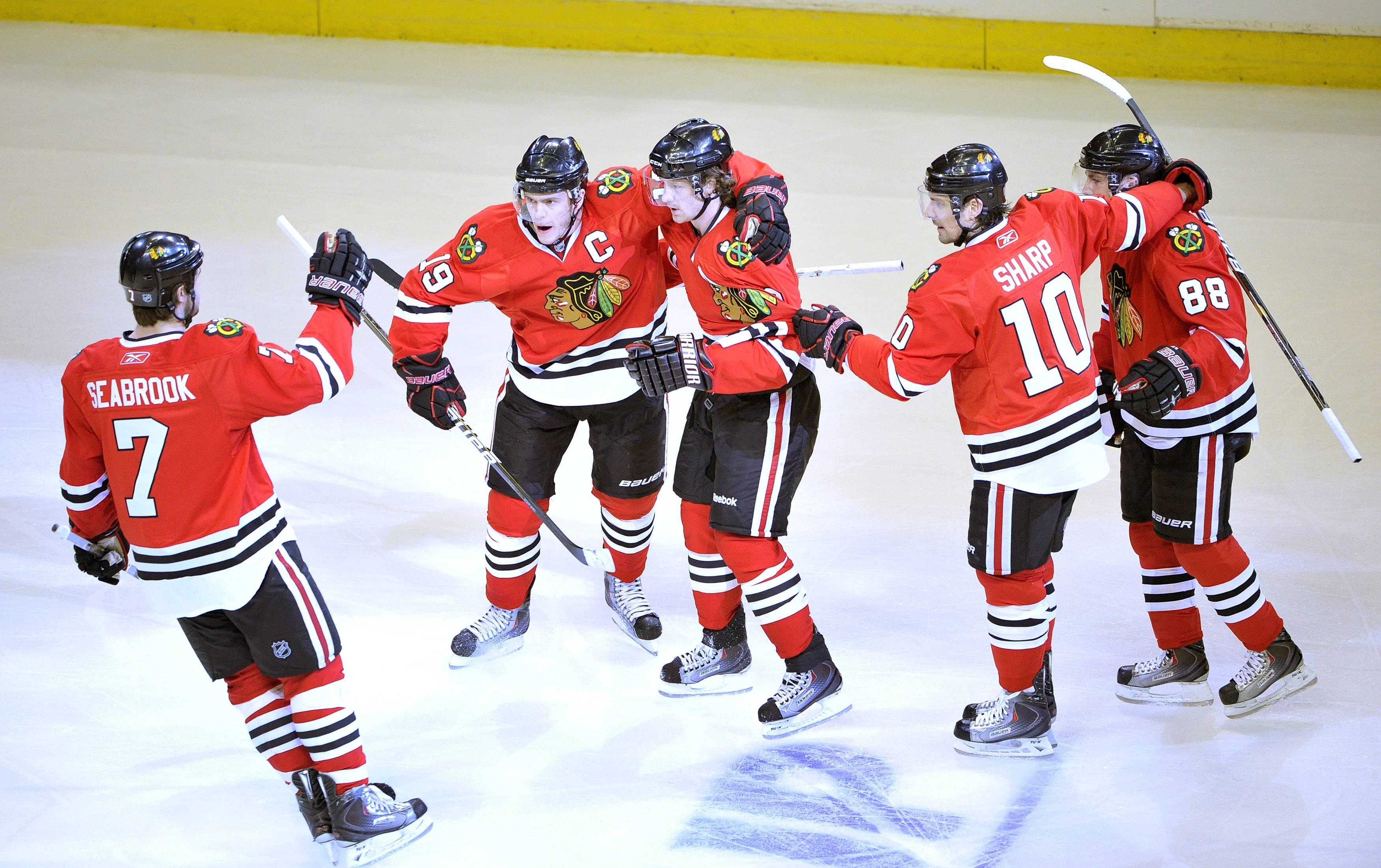 Sport Wallpaper Chicago Blackhawks