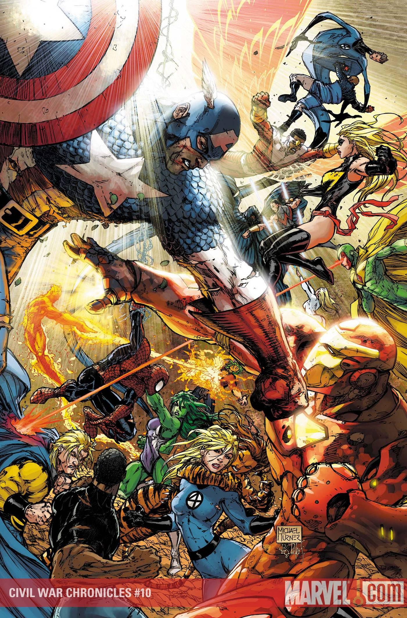 Marvel Civil War Wallpapers - Wallpaper Cave  Marvel Civil Wa...