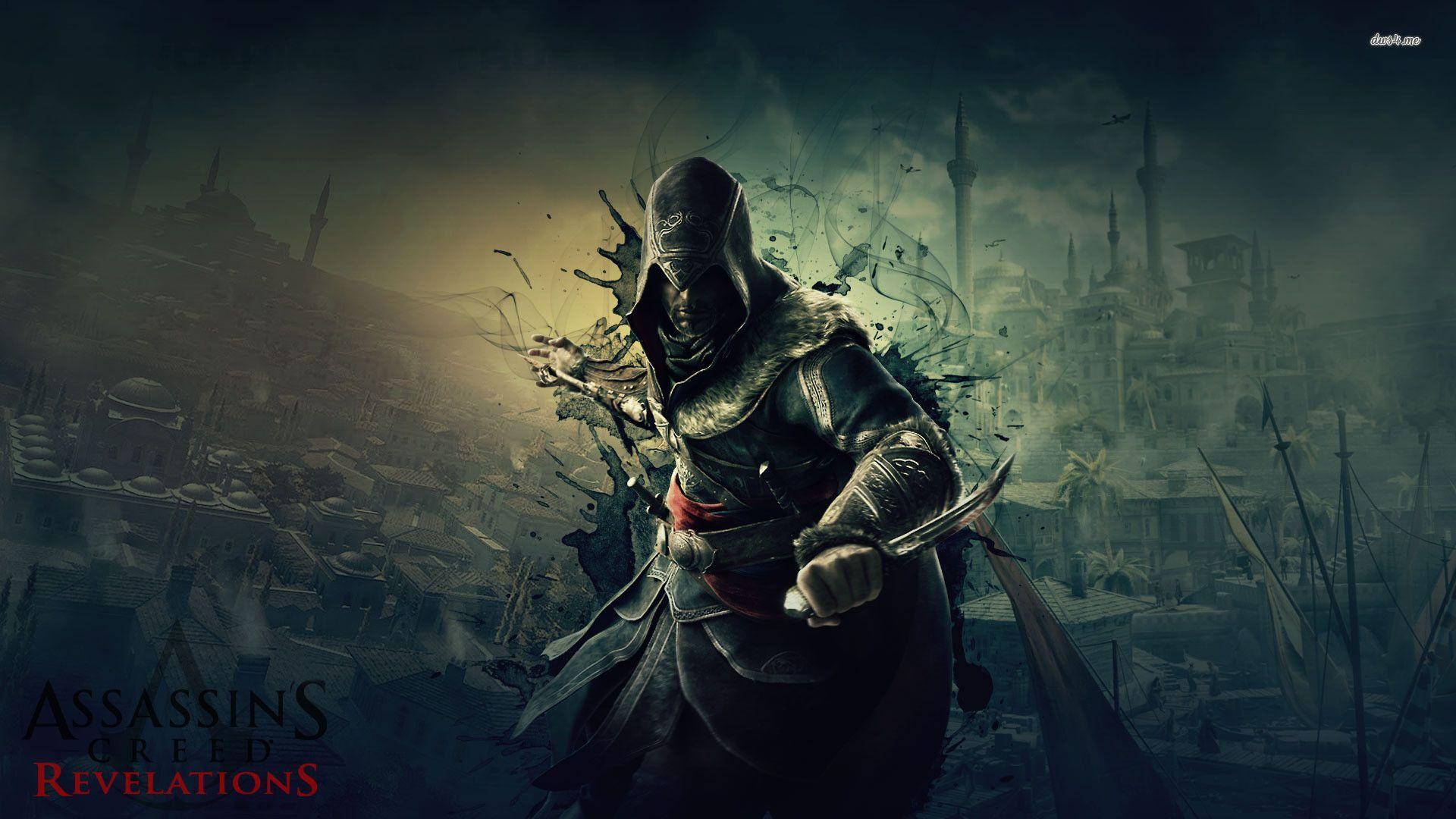 Ezio Wallpapers  Wallpaper Cave