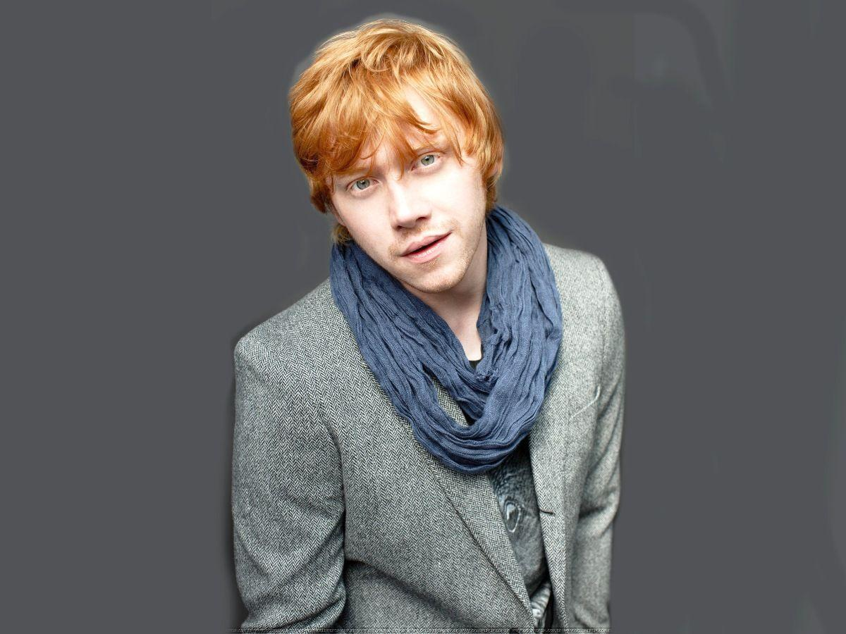 Rupert Grint Wallpaper Playing Ron Weasley on the Harry Potter ...