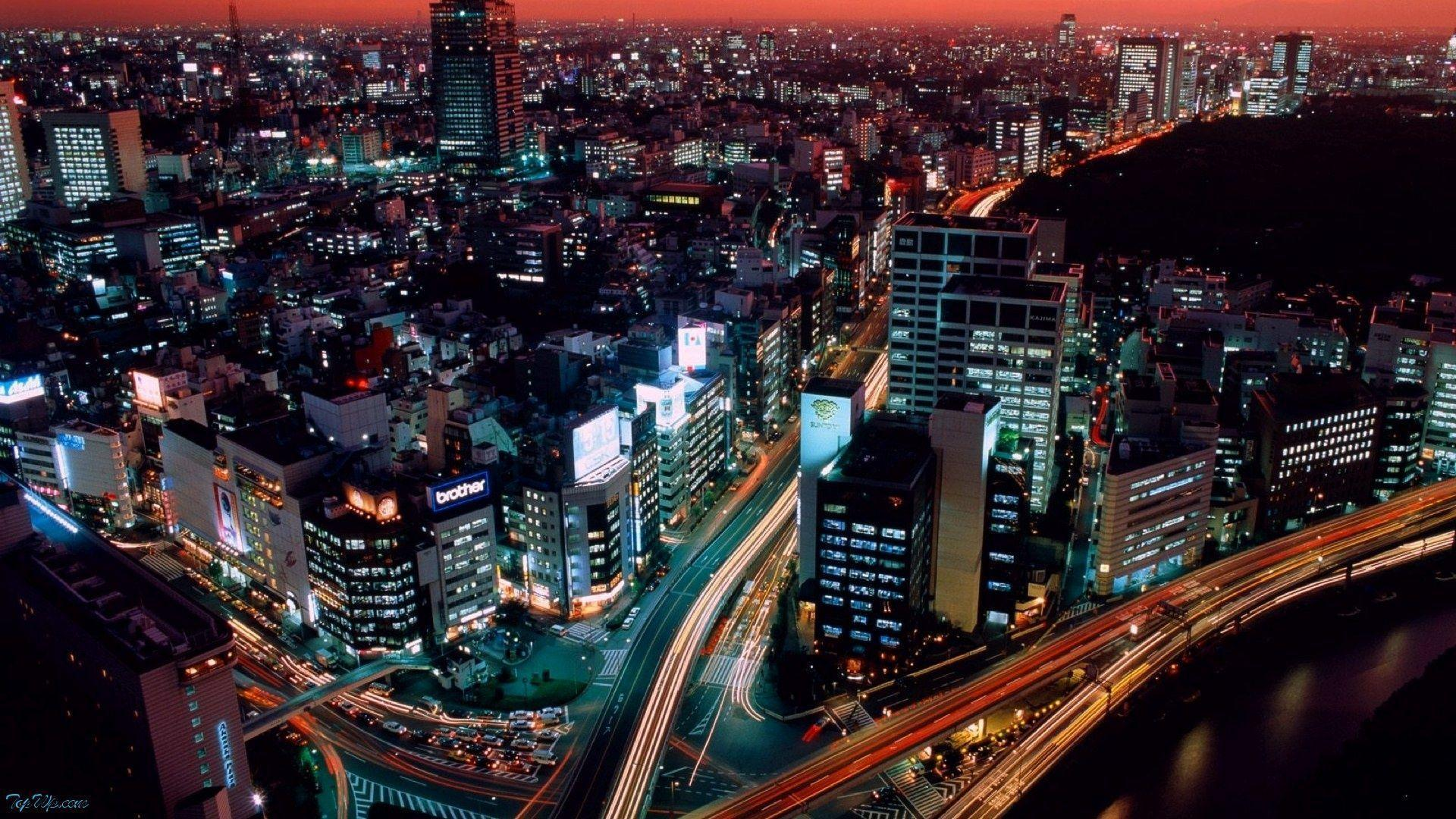 Tokyo Wallpaper 1920x1080 - Viewing Gallery