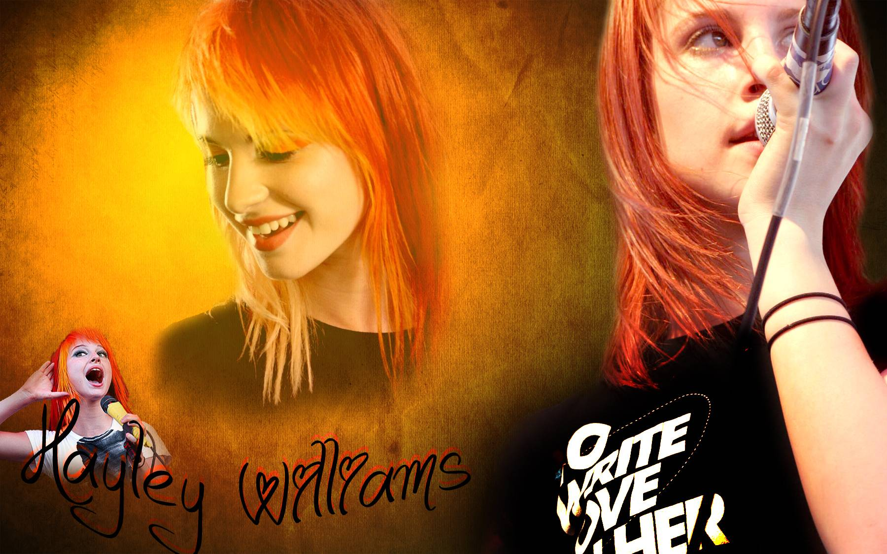 Hayley William Wallpapers
