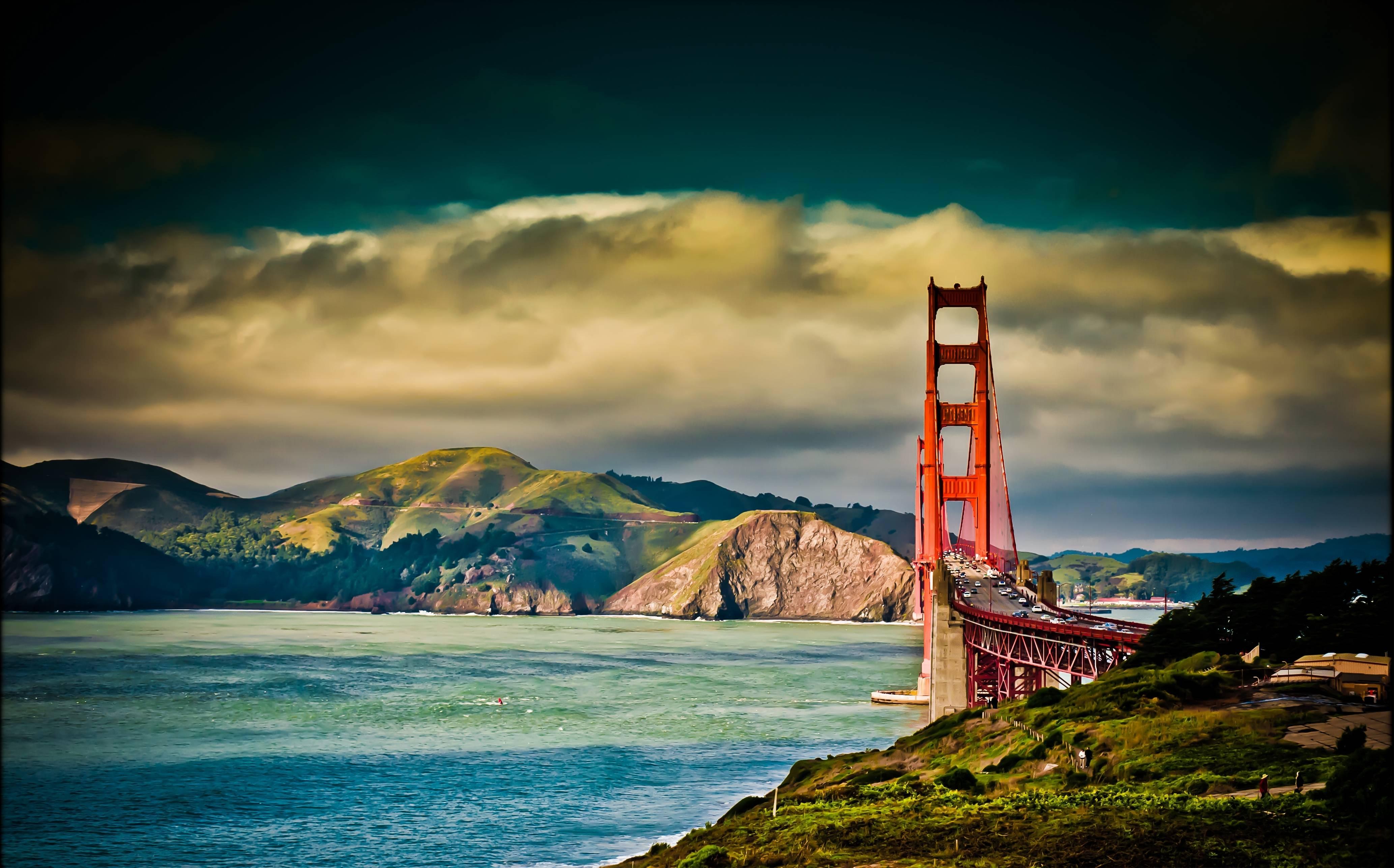 San Francisco Wallpapers Hd Wallpaper Cave
