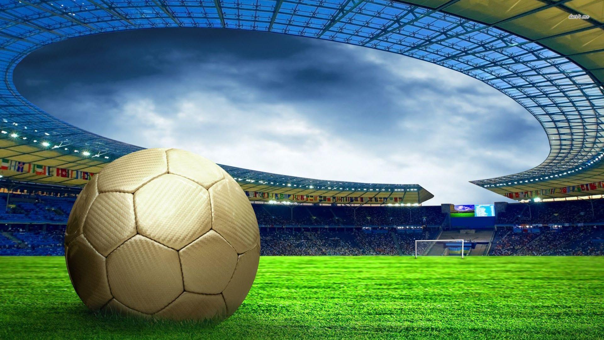 Fondo De Fútbol Hd: Football Stadium Backgrounds