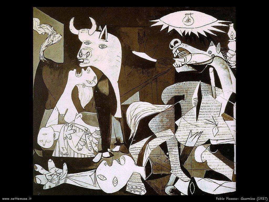 Guernica Wallpapers - Wallpaper Cave