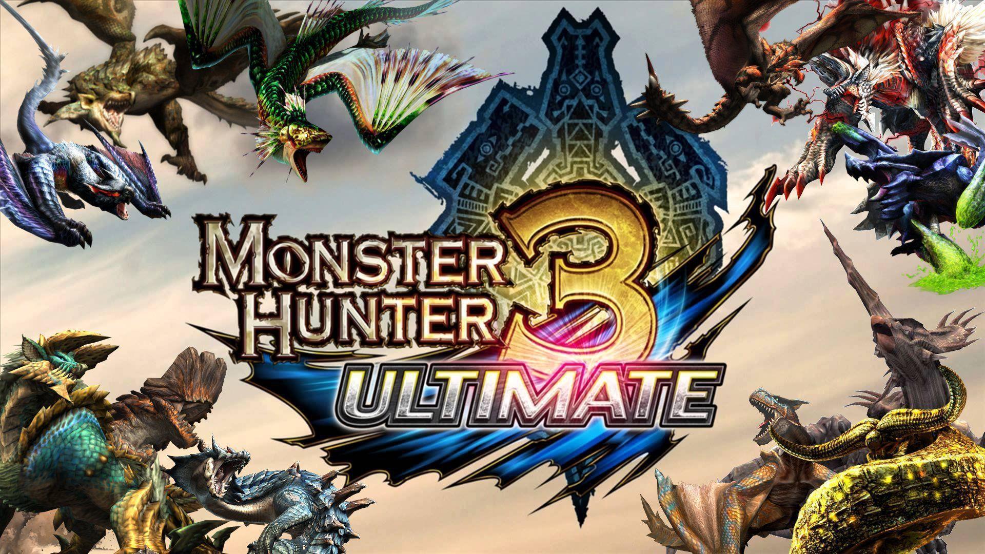 Monster Hunter 3 Wallpapers