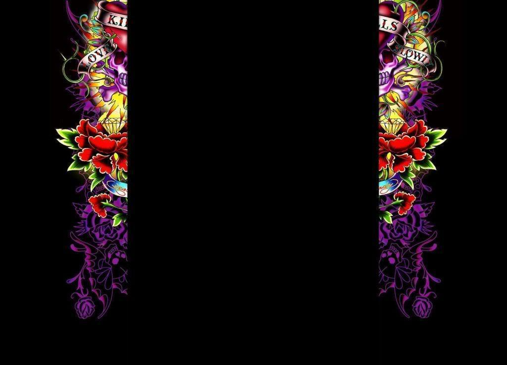 Image Result For Ed Hardy Backgrounds