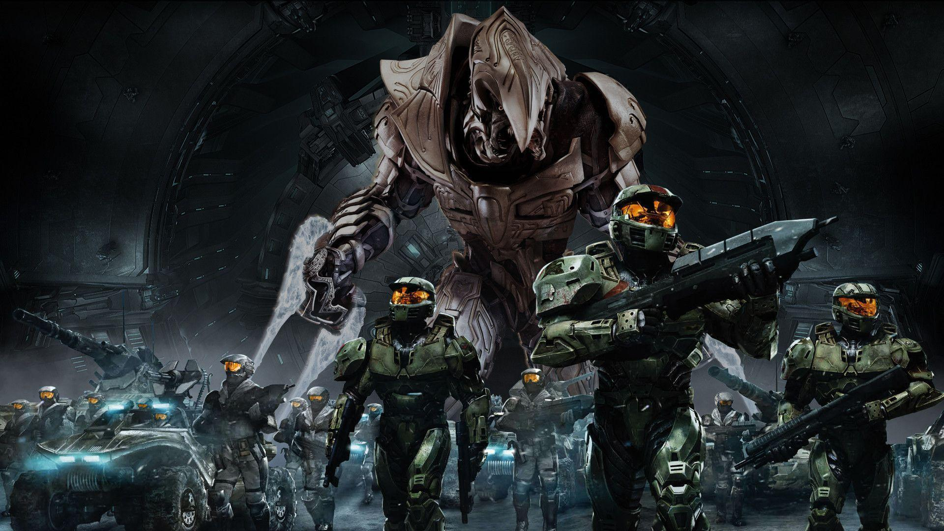 halo wars battles wallpaper - photo #6