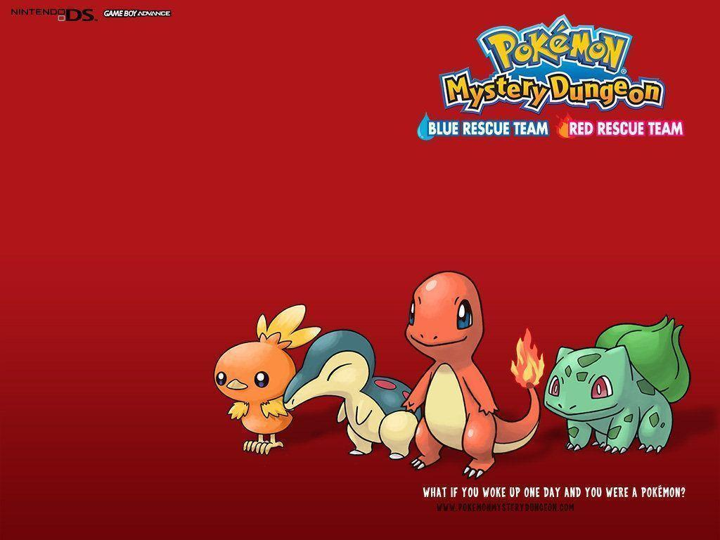 Red Pokemon Wallpapers