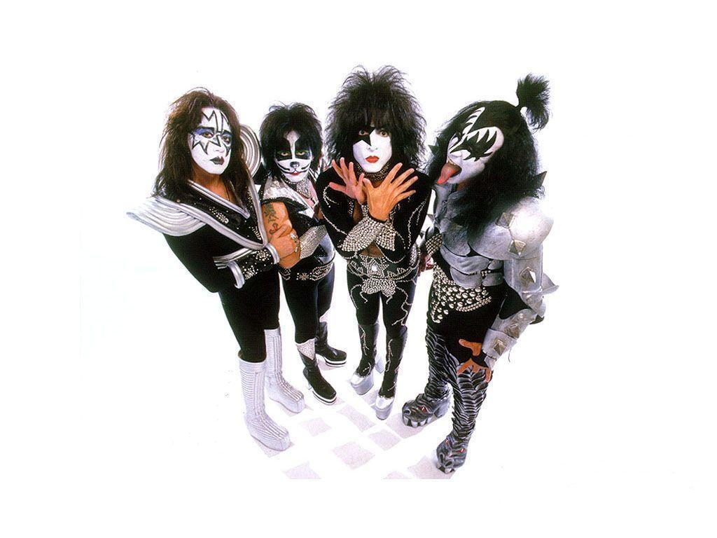 Kiss Wallpapers - Wallpaper cave