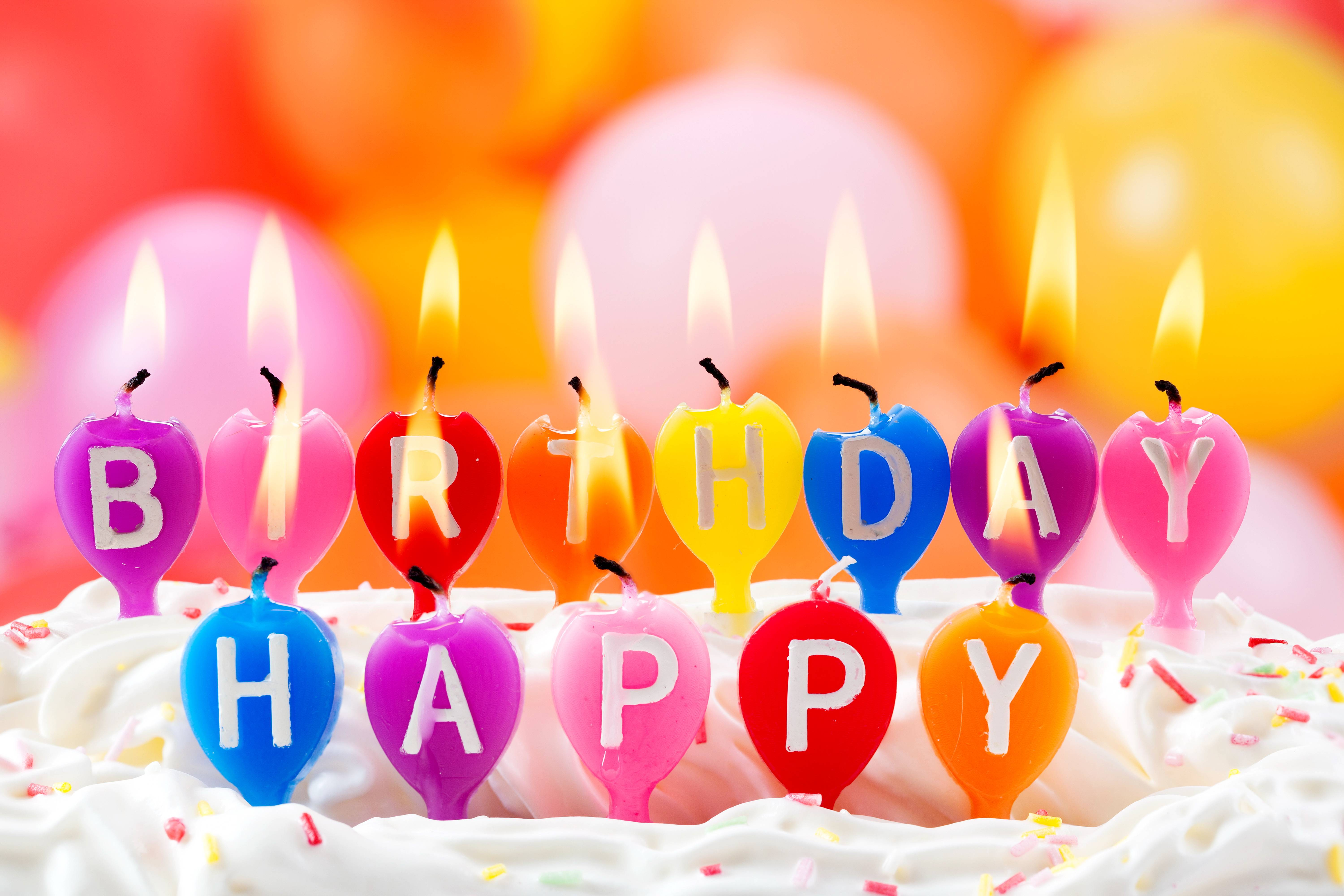 Happy Birthday Hd Backgrounds Wallpapers 34 HD Wallpapers
