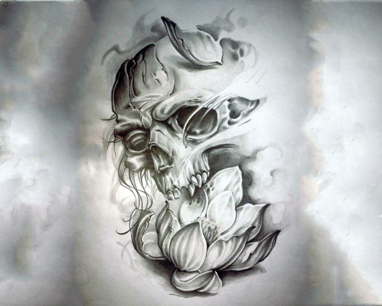 Tattoo Design Wallpapers - Wallpaper Cave