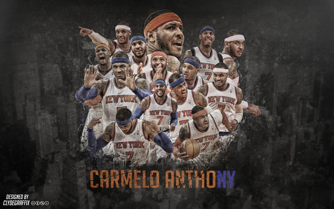 Carmelo Anthony Knicks 2015
