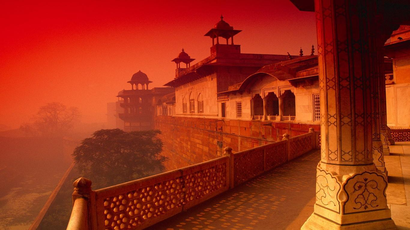 agra fort india wallpapers - DriverLayer Search Engine