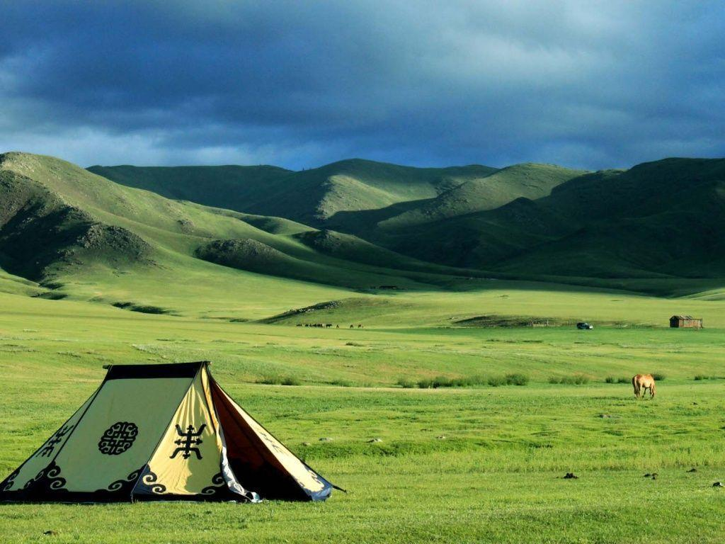 Steppe Mongolia wallpapers