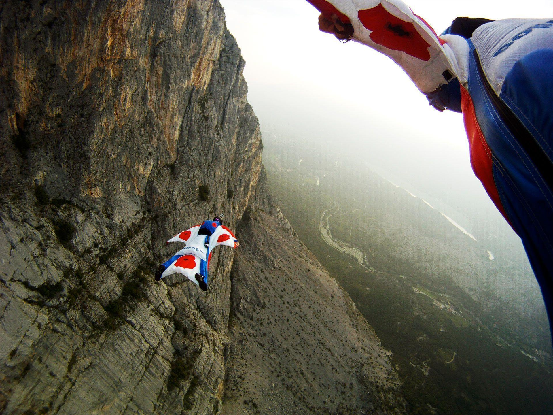 Wingsuit Wallpapers - Wallpaper Cave
