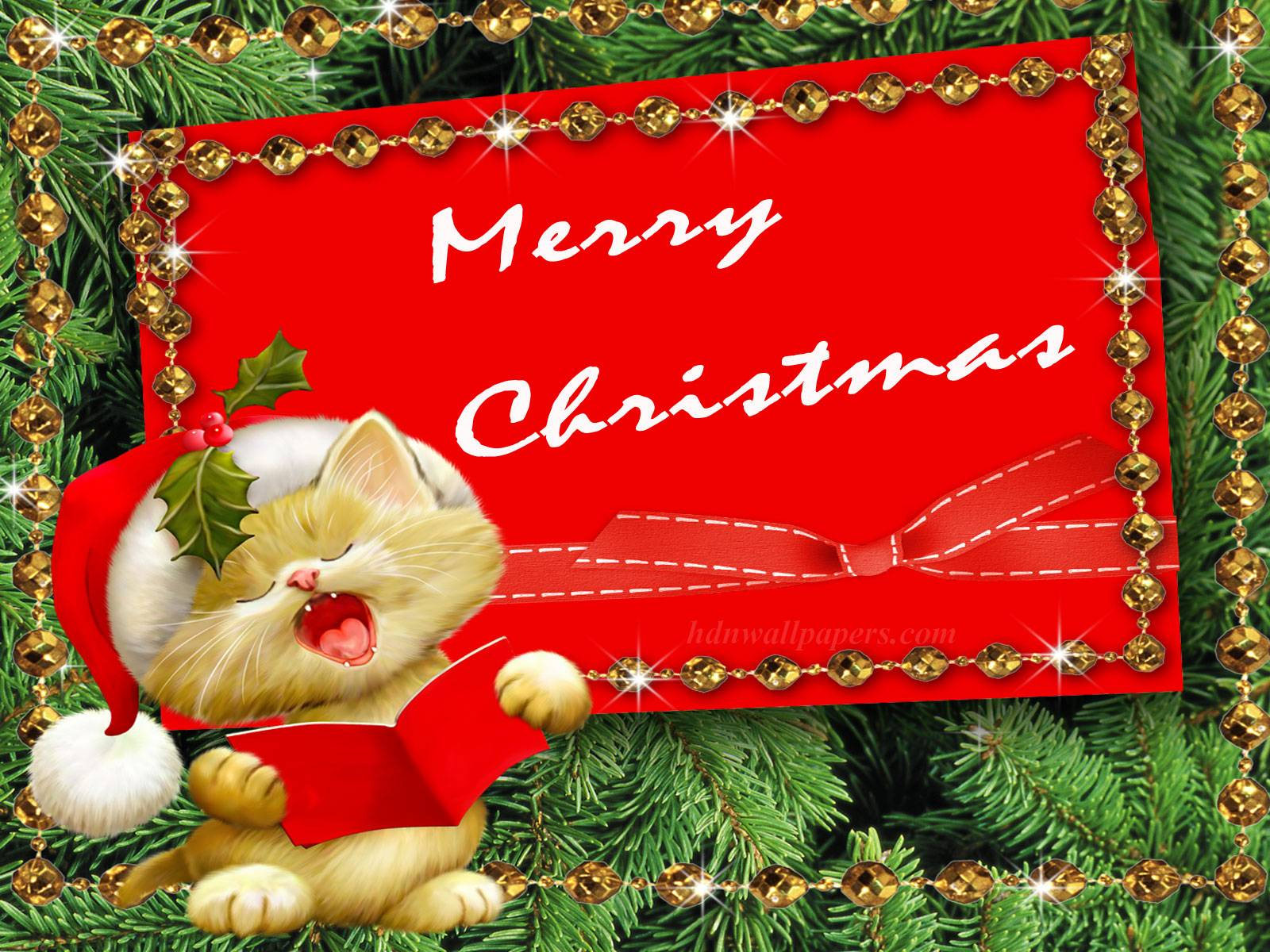 merry christmas live hd wallpapers free download