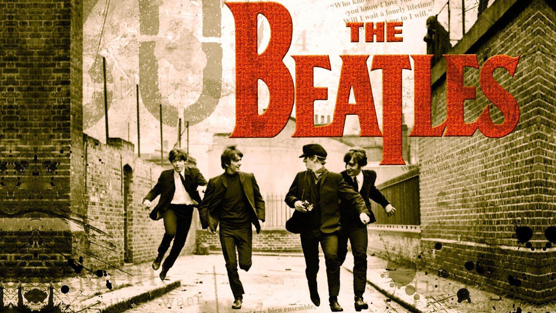 The Beatles Wallpapers Wallpaper Cave