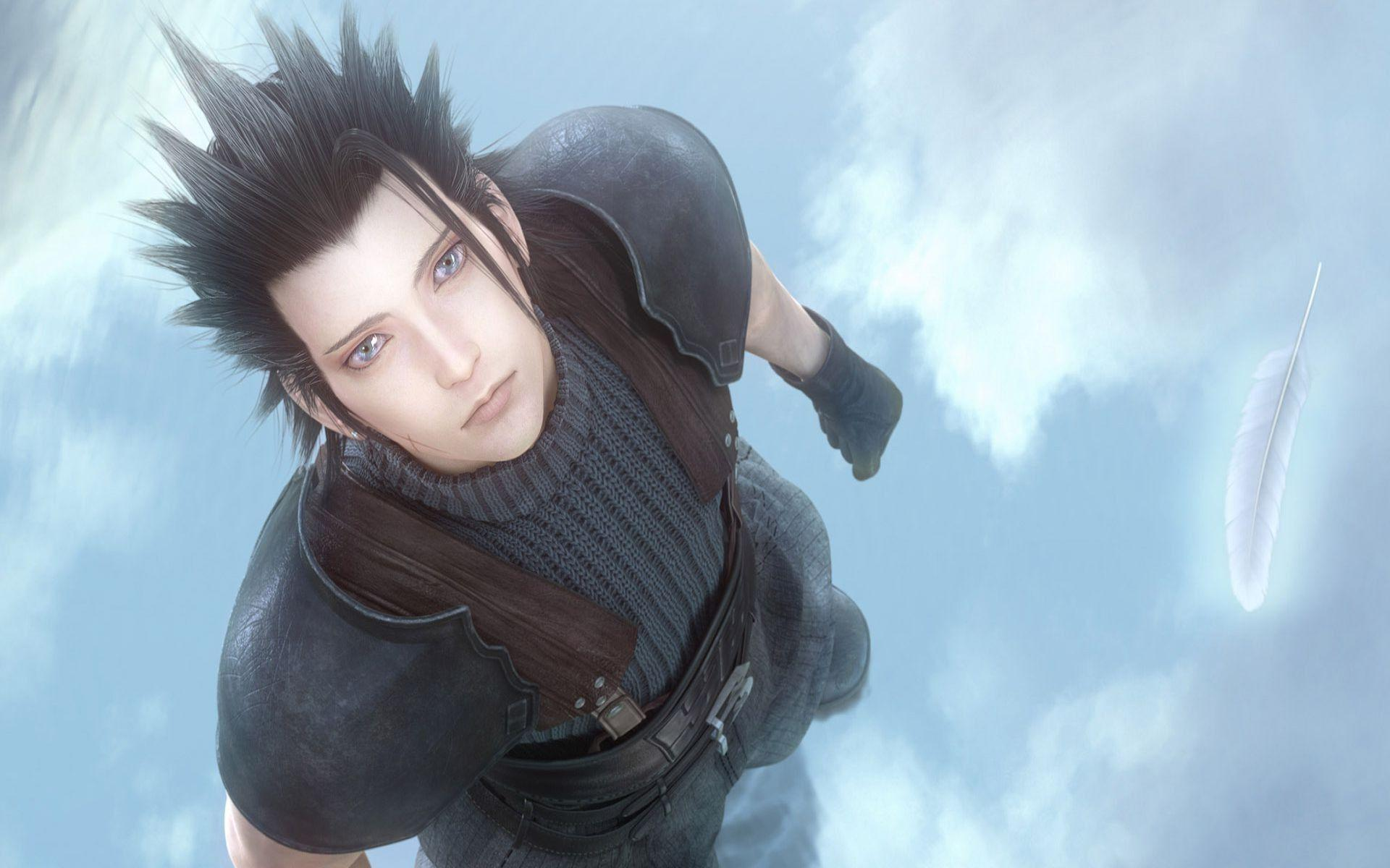 Crisis Core Zack Fair images Zack!!! wallpaper and
